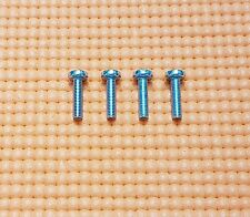 4 STAND FIXING SCREWS FOR 32WLU530HID 32WLZ530HID IDLCD32TV07HD P32LZ53HID TV