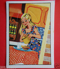 figurines vignettes cromos stickers picture cards figurine barbie 19 panini 1976