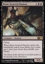 DEMONE DELLE RUNE - RUNE-SCARRED DEMON Magic M12 Mint