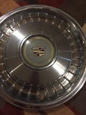 """Vintage Cadillac Hub Cap 15"""" Fleetwood 79-93 Hubcap"""