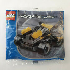 Lego Racers - 4308 Yellow Racer NEW SEALED