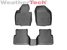 WeatherTech Floor Mats FloorLiner for Volkswagen Tiguan - 2009-2017 - Black
