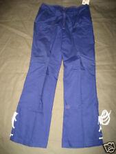 Nos 1960s DeadStock Blue Navy Nautical Sailor Pants Retro Mod Boho Vintage 15/16