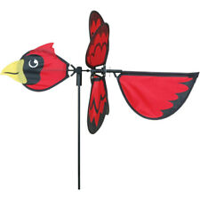 Petite Cardinal Whirly Wing Wind Spinner .7.Pr 25036
