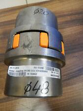 Wellenkupplung ROTEX 65-GGG vorgebohrt, KTR, Zahnkranz orange, fi=48/20mm