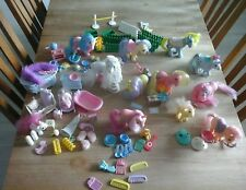 Vintage my little pony g1 Bundle  with sweet clover picnic pony