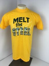 VTG 1979 Smith Tees Melt The Steel L Shirt NFL PLAYOFFS SAN Diego Chargers