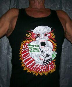 Adrian Street's Skullkrushers Black Tank Top