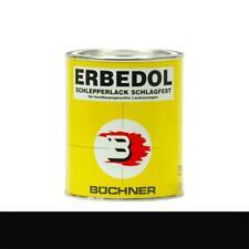 Büchner Erbedol RAL9005 schwarz glänzend Lack Farbe Kunstharzlack 750ml 16,93€/L