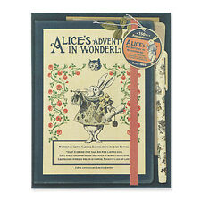 Alice 150th Anniversary Limited Diary Notebook Journal Scheduler Planner Set