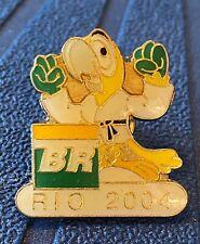 BUENOS AIRES 2004 OLYMPIC MASCOT JUDO BID PIN