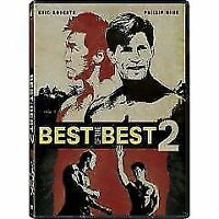 BEST OF THE BEST 2 TWO (DVD, 1993) Eric Roberts - ALL REGION - BRAND NEW SEALED