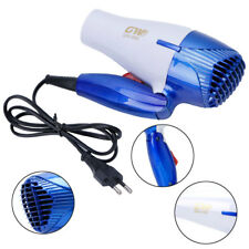 1200W Portable Mini Foldable Hair Blow Dryer Travel Hair Dryer Compact Blower