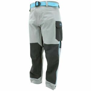 Frogg Toggs Women's Pilot Guide Pant Charcoal Gray Large PF83569-777LG New
