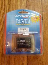 Quantaray Sunpak Digital Camera Batyery New Nib Casio Np-20 3.7 V Ritz