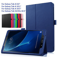 Tablet Cover Smart Case For Samsung Galaxy Tab A 8.0/10.1/10.5 S3/S4/S5e 2019
