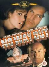 No Way Out [DVD] [1988] By Kevin Costner,Gene Hackman,John Alcott,Glenn Neufe.