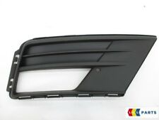 NEW GENUINE VW CADDY 15-17 FRONT BUMPER O/S RIGHT LOWER FOG GRILL 2K5853666F 9B9