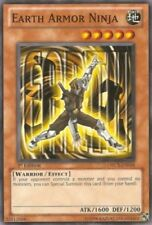 Yugioh! Earth Armor Ninja - ORCS-EN016 - Common - Unlimited Edition Near Mint, E