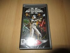STAR WARS BATTLEFRONT 2 (II) Platinum PAL Version  PSP  New / SEALED