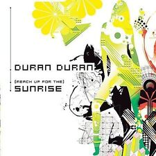(Reach Up for the) Sunrise [Single] by Duran Duran (CD, Sep-2004, Epic)
