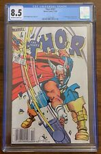 Thor #337 CGC 8.5 OW/W Newsstand 1st Appearance of Beta Ray Bill ! KEY