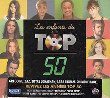 CD DIGIPACK 15T JOYCE JONATHAN/ZAZ/MICKAËL MIRO/LARA FABIAN/ST-PIER/TOVATI NEUF