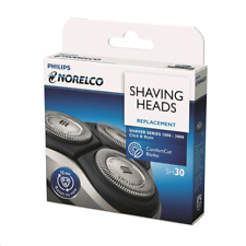 Philips SH30/52 Norelco Shaving Heads Replacement,3 count-NEW!