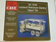 1/35 - Resicast - Leyland Retriever Gantry Open Tilt  #35.1249 - Full Resin Kit