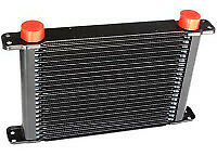 PWR Engine Oil Cooler - Plate & Fin 280 x 69 x 37mm (7 Row) PWO5927K