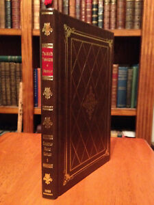 Pilgrim's Progress - Leather. Signed Limited 1st Edition. Brand New! Great Gift!