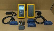 Fluke DSP-4300 CAT6 E Digital Cable Analyzer DSP-4300SR Perm Link Network Tester