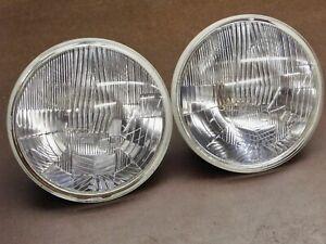 Cibie 7-inch H4 E-code headlamps