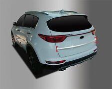 Auto Clover Chrome Boot Trunk Trim for Kia Sportage 2016+