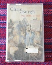 Chris De Burgh ~ Beautiful Dreams ( Malaysia Press ) Cassette
