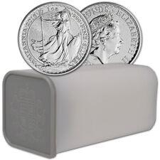 Royal Mint Coin Tube OFFICIAL Empty Silver Britannia (for 1oz/ 2oz, 39mm coins)