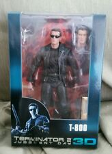 Neca Figure Terminator Judgment Day 2 T 800 Skynet Cyberdyne 3D 25th Anniversary