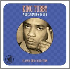 KING TUBBY - A DECLARATION OF DUB 2 CD NEW