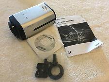 Samsung SNB-3002N H.264, MPEG-4, MJPEG multiple codec, Network Box Camera