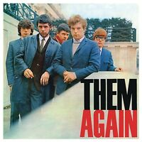 THEM - THEM AGAIN  VINYL LP NEU