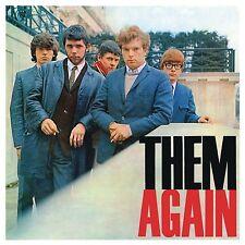 THEM - THEM AGAIN  VINYL LP NEU