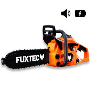 FUXTEC Kinder Spielzeug Kettensäge Kindersäge Spielzeugsäge Kinderwerkzeug
