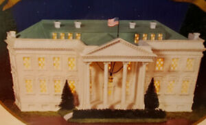 Department 56 American Pride 2001 The White House 57701 NEW and Sealed