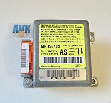 Airbagsteuergerät Steuergerät 0285001127, MR158433, Mitsubishi Carisma DA