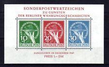 DEUTSCHLAND - BERLIN Yvert Bloc n° 1 neuf sans gomme - Réimpression