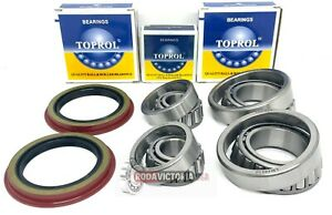 Ford Ranger 2wd Front Wheel Bearings & Seals Kit 1995-2011 (2 sides)
