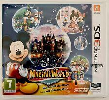 Disney Magical World Nintendo 3DS, 2DS, 3DS XL Spiel NEU und OVP