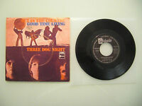 Three Dog Night - Out In The Country, USA ', 7'' (Single), Vinyl: vg+