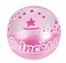 "PRINCESS BEACH BALL  16"" Pool Party Beachball NEW! #AA42 Free Shipping"
