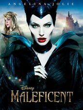 Maleficent DVD Disney Movie